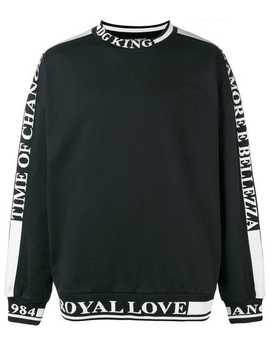 'royal Love' Sweatshirt by Dolce & Gabbana
