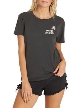 West Paradise Graphic Tee by Billabong