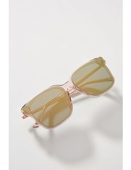 Bonnie Clyde Wall Square Sunglasses by Bonnie Clyde