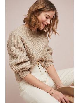 Frye Julie Mock Neck Sweater by Frye