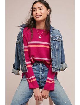 Melange Cashmere Sweater by Charli
