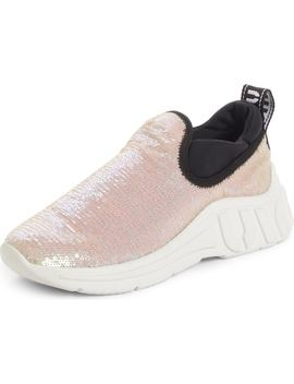 Sequin Slip On Sneaker by Miu Miu