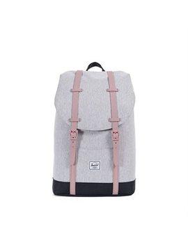 Herschel Retreat Mid Volume Backpack   Light Grey/Ash... by Herschel Supply Company Ltd