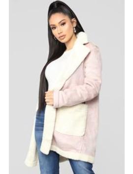 Charlotte Coat   Blush by Fashion Nova
