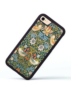 Bunte I Phone 7 Fall, William Morris Erdbeere Dieb, 8 I Phone Fall, I Phone 8 +, I Phone X Case, I Phone 7 + Etui by Etsy