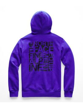 Men's Jumbo Logo Pullover Hoodie by The North Face