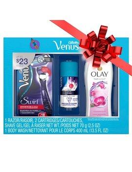 Gillette® Venus Swirl Razor Gift Pack by Venus