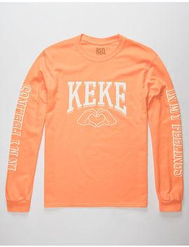 Rsq Ke Ke Orange Mens T Shirt by Rsq