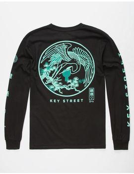 Key Street Crane Mens T Shirt by Key Street