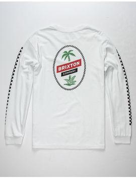 Brixton Tosh Mens T Shirt by Brixton