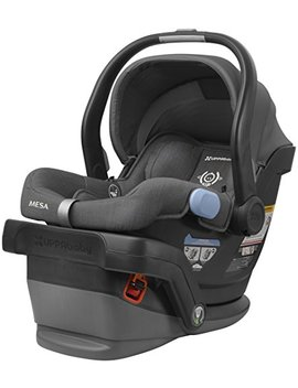 2018 Upp Ababy Mesa Infant Car Seat  Jordan (Charcoal Melange) Merino Wool Version/Naturally Fire Retardant by Upp Ababy