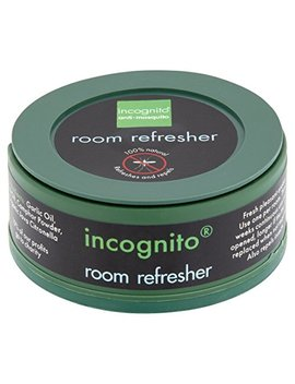 Incognito Deet Free Anti Insect Room Refresher, Brown, 60 G by Incognito