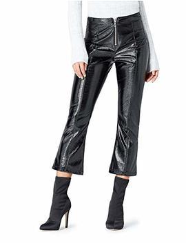 Find Women's Vinyl Look Trouser by Find.