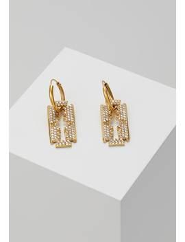 Gigliola Drop Earrings   Ohrringe   Gold by Vivienne Westwood