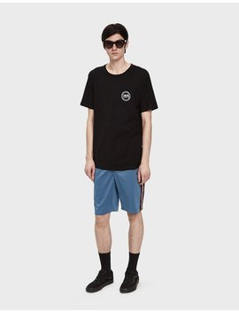 Poly Track Short In Steel by Stüssy