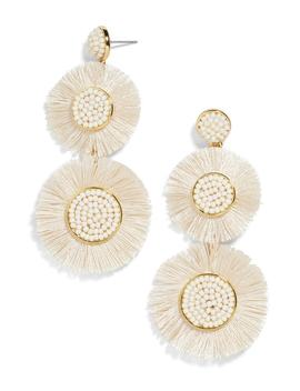 Mariette Fringe Earrings by Baublebar