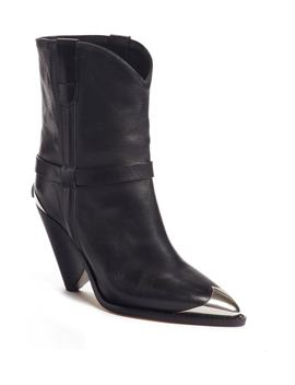 Lamsy Pointy Toe Boot by Isabel Marant