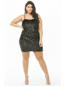 Tinsel Cami Mini Dress by Forever 21