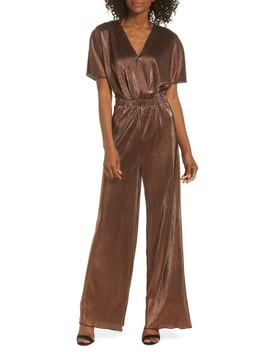 Crossover Jumpsuit by Charles Henry
