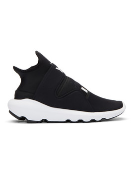 Black Suberou Sneakers by Y 3