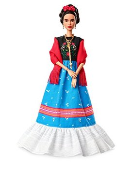 Barbie Fjh65 Collector Inspiring Women Series Frida Kahlo Doll by Barbie