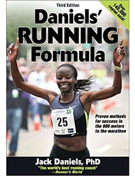 Daniels' Running Formula by Amazon