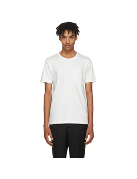 Off White Kurt Worker T Shirt by Nudie Jeans