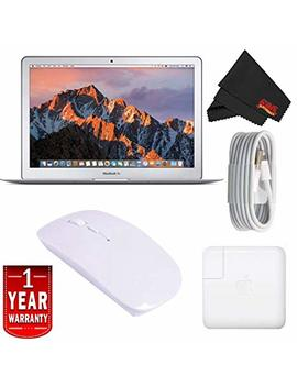 "Apple 13"" Mac Book Air (2017 Newest Version) 1.8 G Hz Core I5 Cpu, 8 Gb Ram, 128 Gb Ssd (Bundle) by Apple"