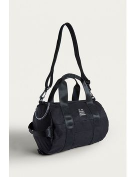 Uo Mini Barrel Black Bag by Urban Outfitters