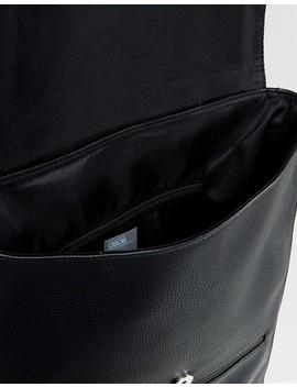 Asos Design – Ryggsäck Med Ringlås by Asos