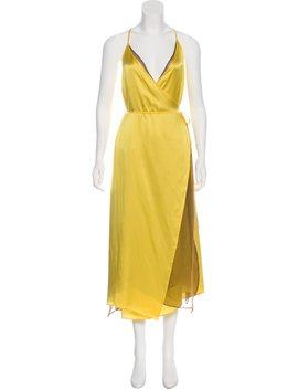 Silk Midi Dress by Y/Project