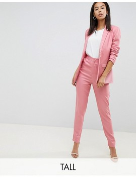 Fashion Union Tall Blazer & Pants Two Piece by Asos Brand