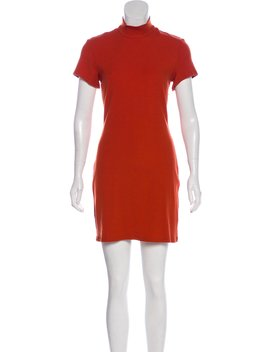 Short Sleeve Knit Mini Dress by Reformation