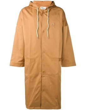Nfpm Long Raincoat by Drôle De Monsieur