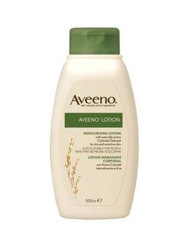 Aveeno Lotion With Natural Colloidal Oatmeal 500ml by Aveeno