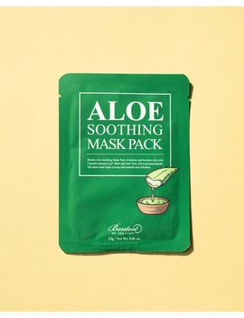 Aloe Soothing Mask Pack (Single) by Benton