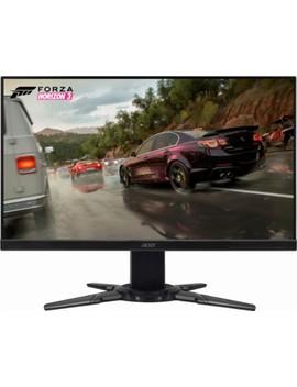 "Xf251 Q 24.5"" Led Fhd Free Sync Monitor   Black by Acer"