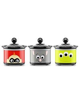 Disney Dpx 3 Slow Cooker, 20 Oz, Multicolor by Disney