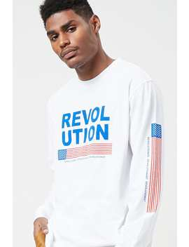 Revolutionist Graphic Tee by Forever 21