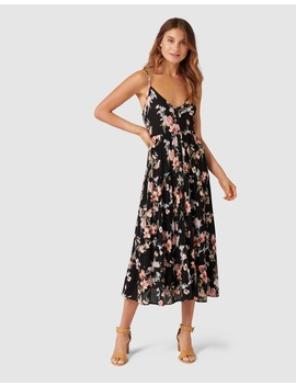 Tahiti Floral Maxi Dress by Band Of Gypsies