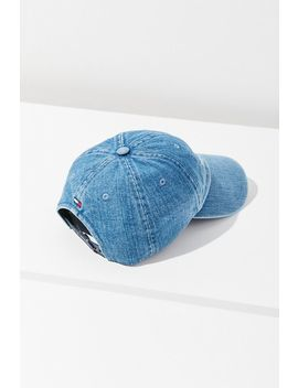 Tommy Hilfiger Sport Denim Baseball Hat by Tommy Hilfiger