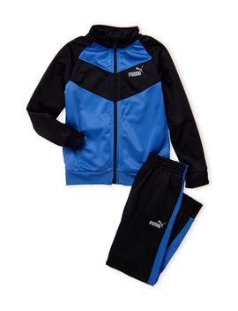 (Boys 4 7) Two Piece Track Suit by Puma
