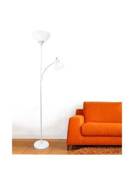 """Zipcode Design Nahla 71.37"""" Torchiere Floor Lamp & Reviews by Zipcode Design"""