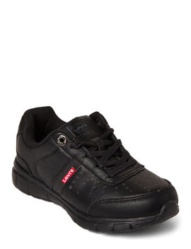 (Toddler/Kids Boys) Black Stallion Burnish Low Top Sneakers by Levi's