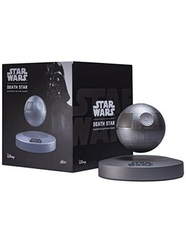 Plox Levitating Death Star Speaker by Star Wars
