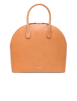 Top Handle Rounded Bag by Mansur Gavriel