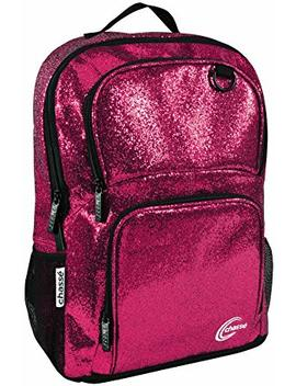 Chassé Girls' Glitter Backpack   Pink by Chassé