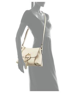 Joan Small Leather Satchel Bag by See By Chloe