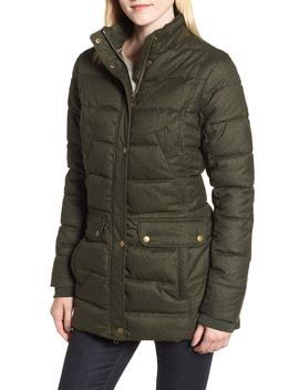 Goldfinch Quilted Jacket by Barbour