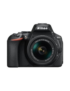 Nikon D5600 + Af P 18 55 Vr Dslr Camera   Black by Nikon